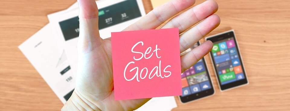 Incorporating Goals Into An Incentive System